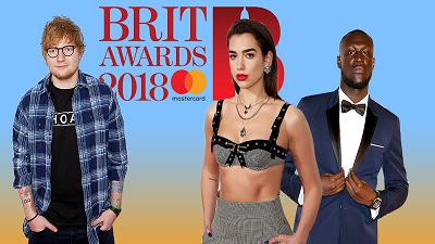 BRIT Awards 2018: Ed Sheeran trắng tay, các tên tuổi mới lên ngôi