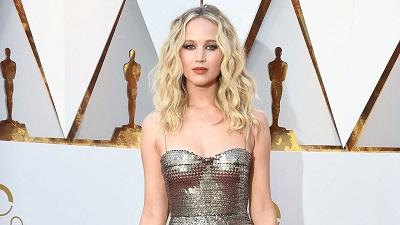 Chuyên gia trang điểm gốc Việt giúp Jennifer Lawrence tỏa sáng tại Oscar 2018