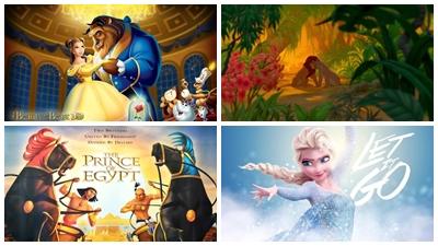 Những ca khúc nhạc phim hoạt hình hay nhất trong lịch sử Oscar