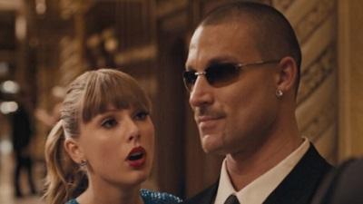 Taylor Swift 'triệu tập' ngôi sao khiêu dâm đồng tính đóng MV