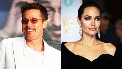 Angelina Jolie buồn bã khi Brad Pitt hẹn hò nữ giáo sư xinh đẹp