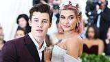Shawn Mendes và Hailey Baldwin công khai tình cảm trên thảm đỏ Met Gala 2018