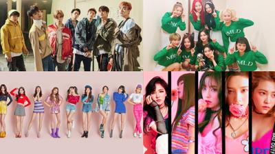 K-pop nửa đầu năm 2018: Những bản hit nào được nhắc tên nhiều nhất?