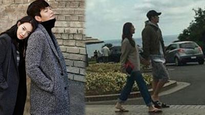 Rò rỉ hình ảnh hẹn hò của Kim Woo Bin và Shin Min Ah cách đây nửa năm tại Mỹ