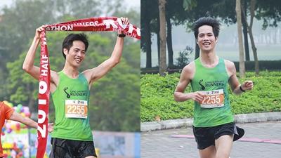Cao Hà - runner nổi tiếng làng marathon: Chỉ cần nghĩ về lần đầu tiên là muốn xỏ giày vào và chạy