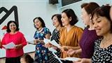 Học trò nói gì về vai diễn 'Nguyệt thảo mai' của cô giáo Hà Hương