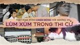 Trước Hà Giang, Việt Nam từng chấn động với những vụ lùm xùm trong thi cử nào?