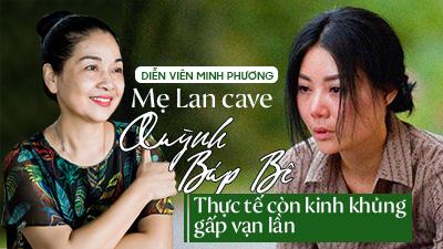 Mẹ Lan 'cave' trong 'Quỳnh búp bê' lên tiếng khi bị khán giả nhận xét 'đã nghèo còn sĩ'