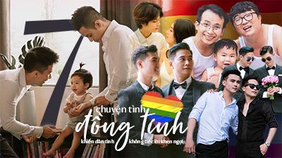 7 chuyện tình đồng tính khiến dân tình không tiếc lời khen ngợi năm 2018