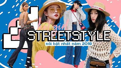 4 hot girl Việt có phong cách street style nổi bật nhất năm 2018