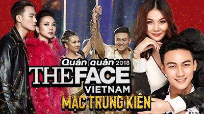 Học trò Thanh Hằng trở thành Quán quân The Face Vietnam 2018