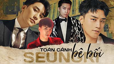 Toàn cảnh bê bối của Seungri: Từ club Burning Sun đến cáo buộc môi giới mại dâm, buôn ma túy và trốn thuế