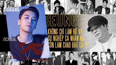 Hậu họa từ scandal của Seungri: Không chỉ làm đổ vỡ sự nghiệp cá nhân mà còn làm chao đảo cả YG