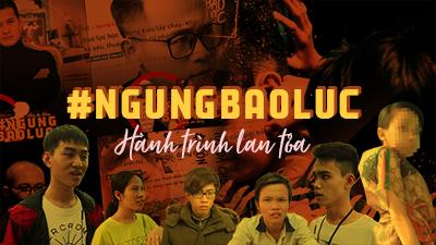 Hành trình #ngungbaoluc sẽ phải tiếp tục dù cho nó thử thách sự kiên trì của tất cả