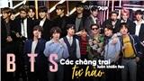 BTS và những bài phát biểu 'gây bão' tại Billboard Music Awards