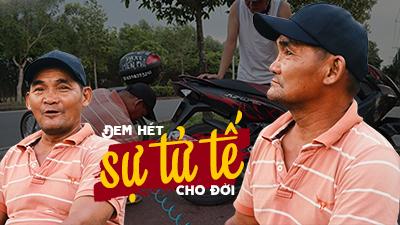 Chú Minh 'cô đơn' ở Sài Gòn: Cuộc sống không vợ không con và 20 năm ròng vá xe miễn phí cho sinh viên