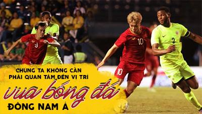 Từ ASIAN Cup đến King's Cup, Việt Nam mơ lớn World Cup