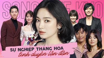 Song Hye Kyo - 'Ngọc nữ' showbiz với trái tim đầy vết xước vì yêu đương