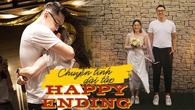 Chuyện tình 9 năm đẹp như mơ của cầu thủ Thang Long Warriors và bạn gái 9X xinh đẹp