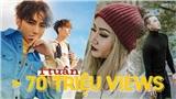 Sơn Tùng liệu có cơ hội vượt mặt nhóm nghệ sĩ này để sở hữu MV đạt 100 triệu view nhanh nhất Vpop?