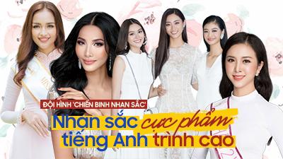 Đội hình 'chiến binh nhan sắc' đại diện Việt Nam ra 'đấu trường' quốc tế