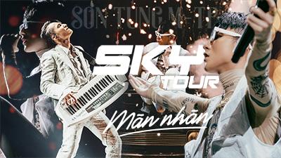 Ngắm trọn vẹn loạt sân khấu đỉnh cao của Sơn Tùng M-TP trong Sky Tour 2019 tại Hà Nội