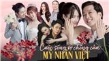 Mỹ nhân Việt tiết lộ cuộc sống vợ chồng: Người như 'hai thằng đàn ông', người sống như... 'đi event'