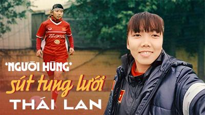 Nữ cầu thủ ghi bàn khiến người Thái 'sụp đổ': Niềm vui của tuổi trẻ là được cống hiến hết mình cho Tổ quốc