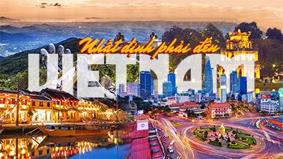 Những địa điểm của Việt Nam lọt top trên thế giới: Bạn đã đi được mấy nơi?