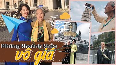 9x đưa bà ngoại 85 tuổi phượt khắp Châu Âu: Cuộc đời hữu hạn, hãy đi ngay khi còn có thể