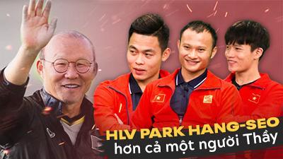 Giao lưu U22 Việt Nam: Thêm bất ngờ về Thầy Park và những điều chưa kể tại SEA Games 30