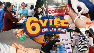 Dịch bệnh do virus Corona hoành hành, bạn làm gì mới đúng?