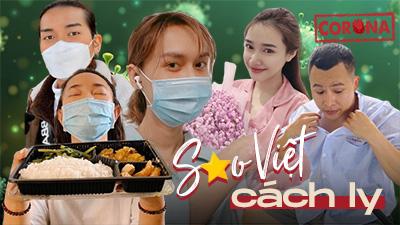 Sao Việt cách ly mùa 'Cô vy': Người nghiêm túc chấp hành, người phải vận động mất 3 tiếng