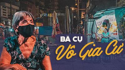 Người đàn bà vô gia cư ở xóm chợ nghèo giữa lòng Sài Gòn: Cách ly không cách tấm lòng
