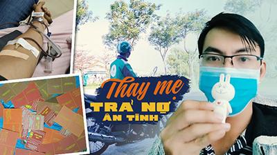 Tình nguyện hiến máu 30 lần trong 8 năm, nam thanh niên tiết lộ câu chuyện cảm động: 'Thay mẹ trả nợ ân tình'