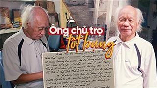 Bản di chúc đặc biệt của ông chủ trọ hết lòng giúp đỡ người nghèo ở Sài Gòn