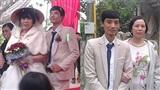 Đám cưới gây xôn xao nhất hôm nay: Cô dâu hơn chú rể 22 tuổi
