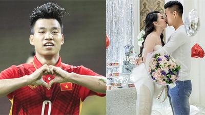 Ngoài đời Vũ Văn Thanh đã đẹp trai thế này, đặc biệt lại còn có người yêu xinh nữa