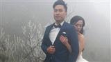 Trời -1 độ, các cầu thủ U23 đá bóng còn run mà cô dâu này mặc váy quây chụp ảnh cưới