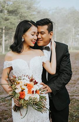 Tình yêu bất ngờ của cặp đôi Sài thành: Chuyện té xuống mương năm nào cho ta nhớ và… bên nhau