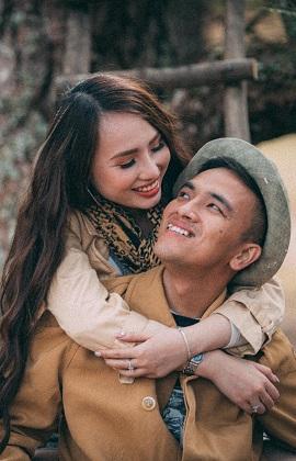 Cặp đôi quyết trở lại nơi 'du lịch hụt' để chụp ảnh cưới cùng lời hứa mãi hạnh phúc