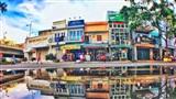 Sài Gòn qua những vũng nước đẹp khó tin của chàng trai mê nhiếp ảnh