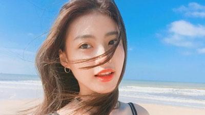 Bị so sánh với Khả Ngân, hot girl lai Pháp Dương Minh Ngọc ngày càng chứng tỏ mình đẹp xuất sắc