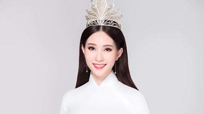 Đội vương miện diện áo dài trắng, Hoa hậu Đặng Thu Thảo chứng minh 'lão hóa ngược' là có thật