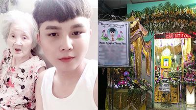 Sốc: Cháu trai của bà ngoại 'xì tin' nhất Việt Nam đột ngột qua đời