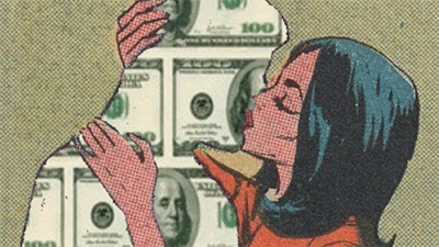 Gửi các cô gái ảo tưởng: Đàn ông không phải là phiếu ăn vĩnh viễn của bạn, cho nên hãy cật lực kiếm tiền đi!
