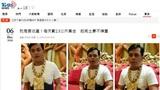 Người đàn ông đeo nhiều vàng nhất Việt Nam được dân mạng Trung Quốc, Thái Lan nể phục vì độ chịu chơi
