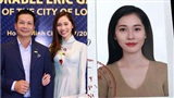 Đúng là cựu Hoa hậu, ảnh thẻ cũng khó dìm được nhan sắc xinh đẹp hết phần người khác của bà xã Shark Hưng