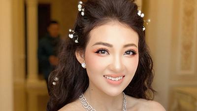Cô dâu 'khủng' ở Nam Định: Bộ trang sức diện đám cưới đính kim cương 9 tỷ, nhiều món là hàng 'limited'