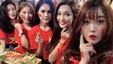 Bị chê xấu nhất trong hội bạn gái cầu thủ, bạn gái Quang Hải lập tức đáp trả cực gắt